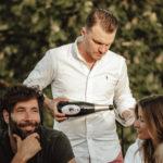 Kulinarische Entdeckungsreise durch hochwertige Weine